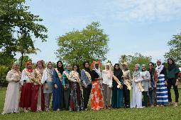 Miss World Muslimah 2014 finalistleri